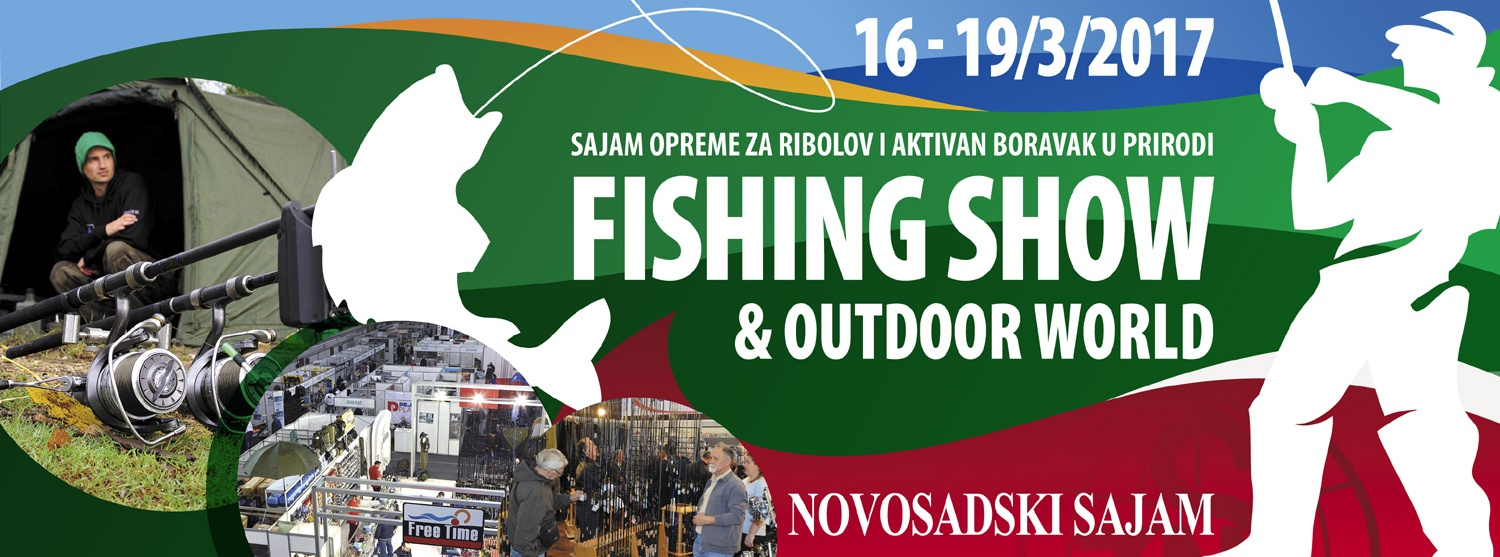 Fishing Show & Outdoor World 2017